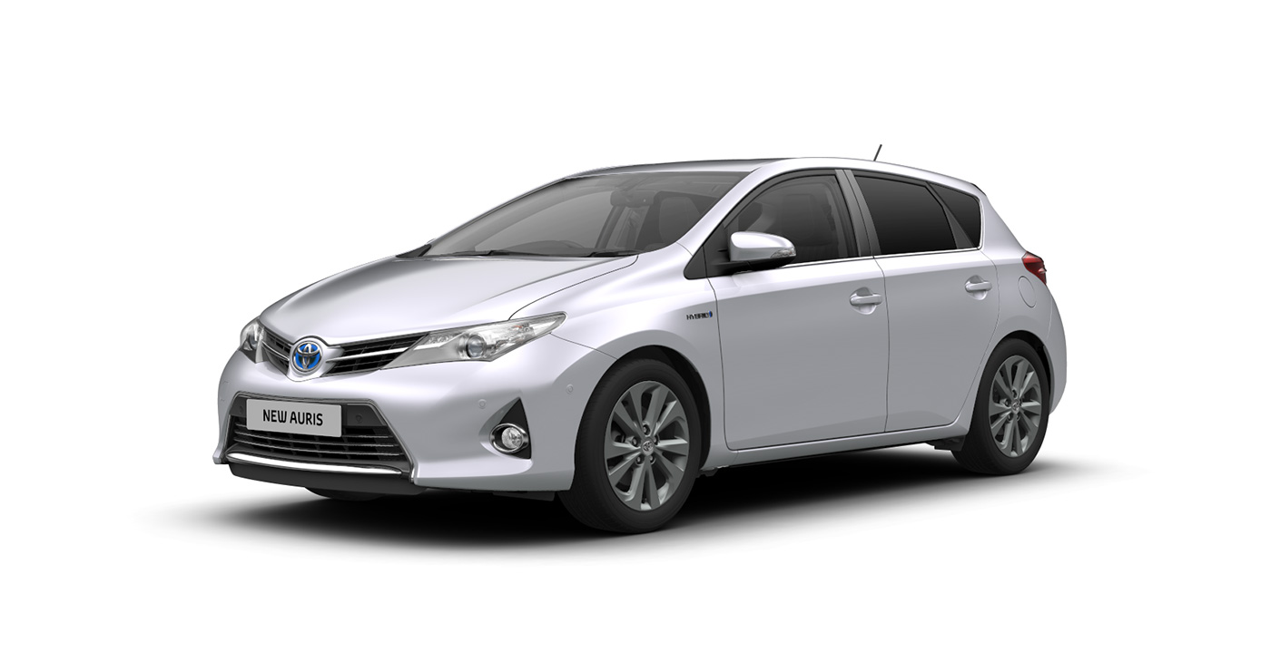 Toyota Auris - Coming soon
