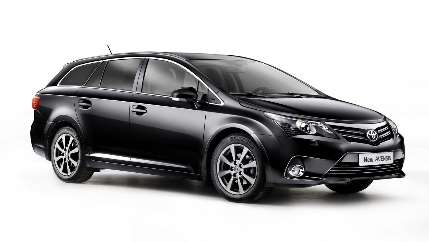 Toyota Avensis Estate - Coming Soon
