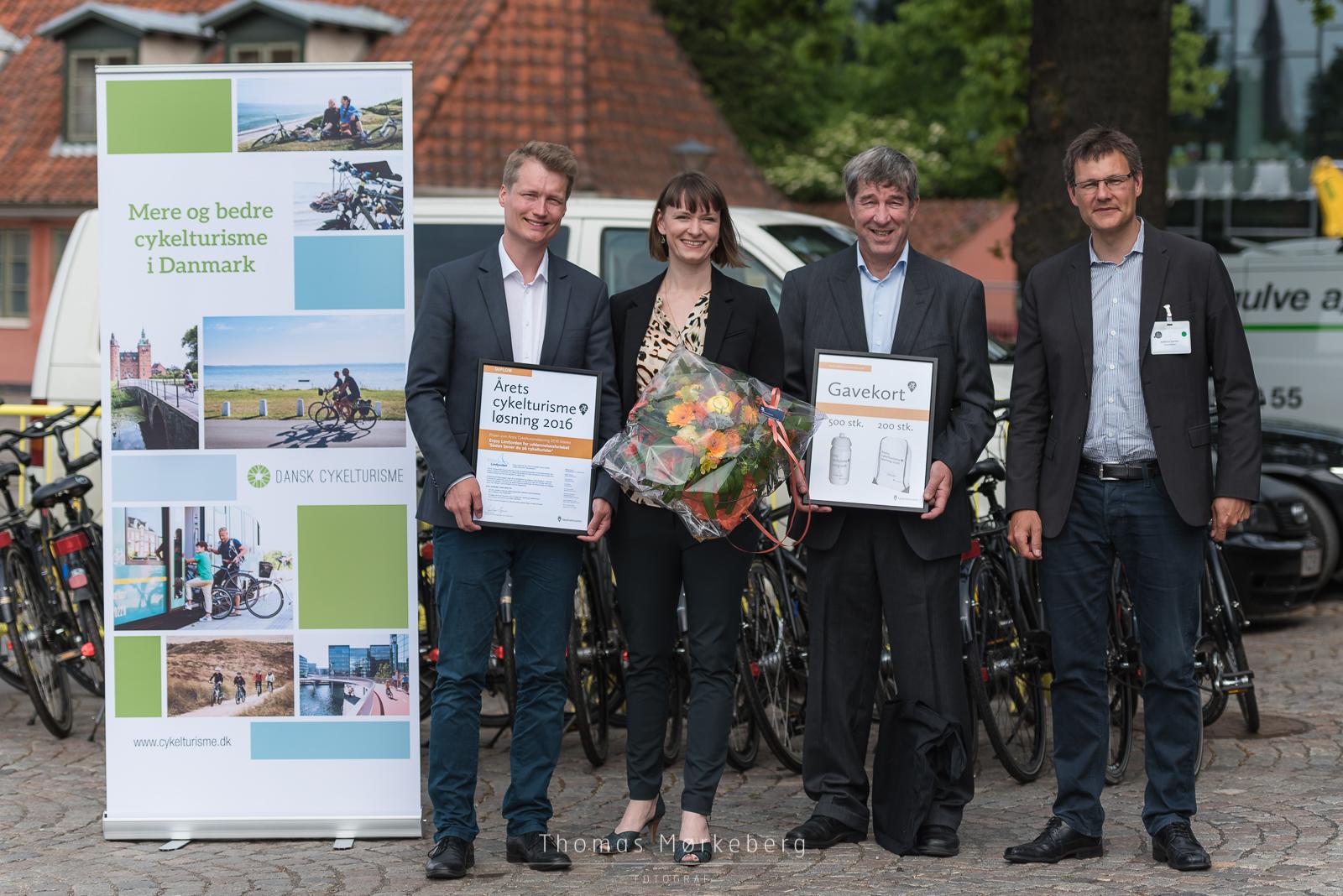 Den nationale cykelkonference 2016