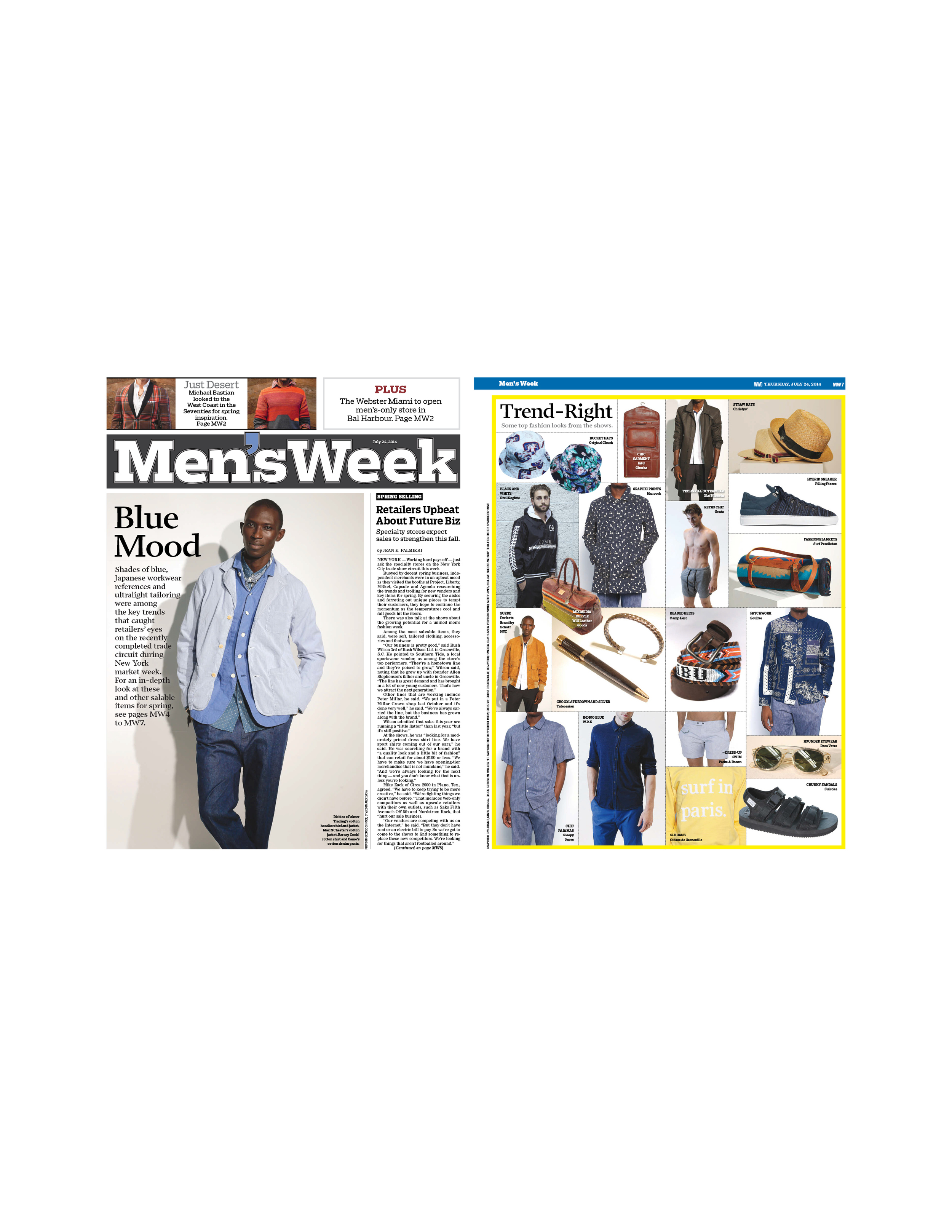 WWD   Men's Week