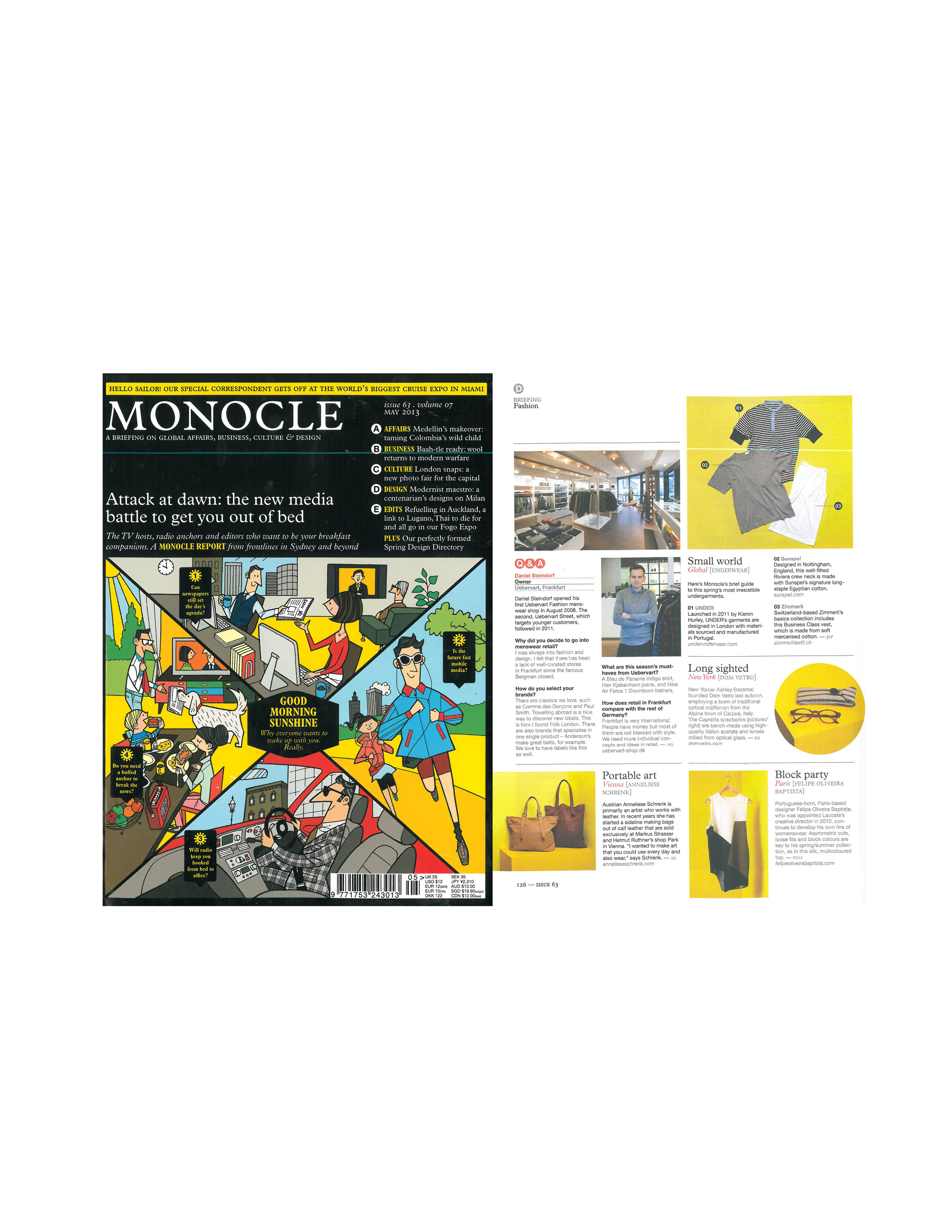Monocle   Long Sighted
