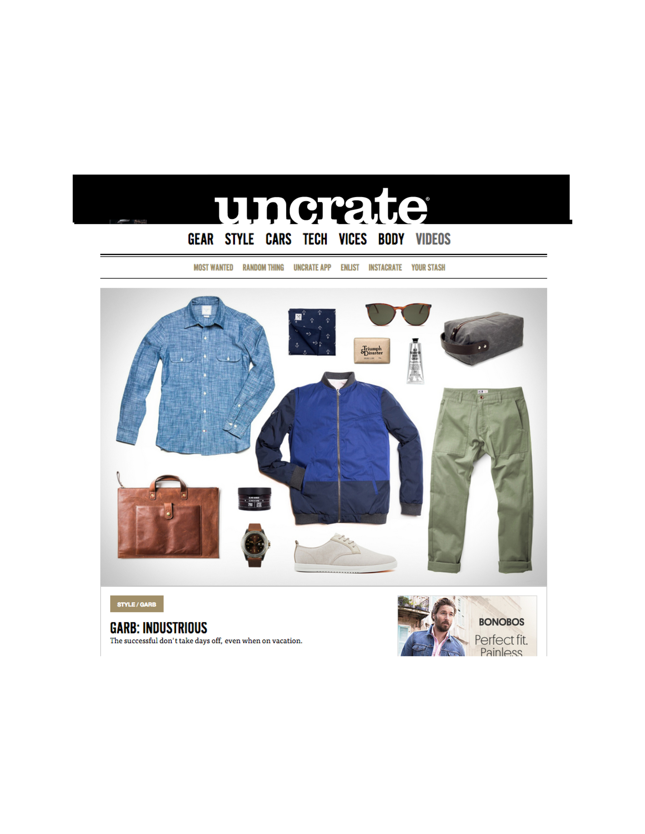 Uncrate   Lupetto featured in Uncrate