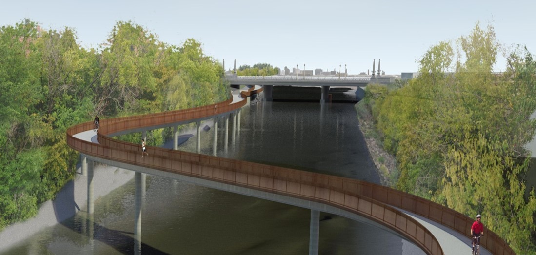 Addison Underbridge concept.