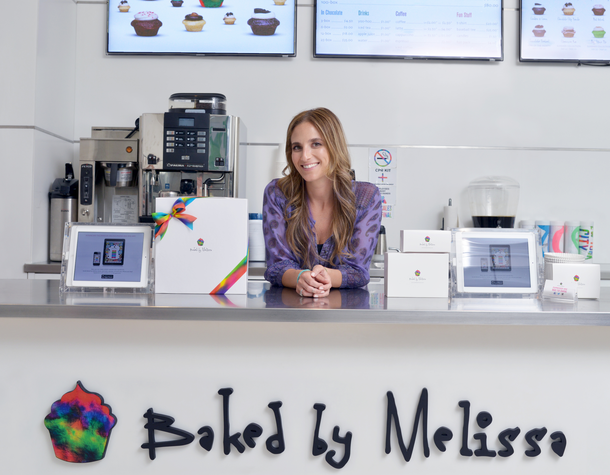 Melissa Ben Ishay  Founder, Baked By Melissa