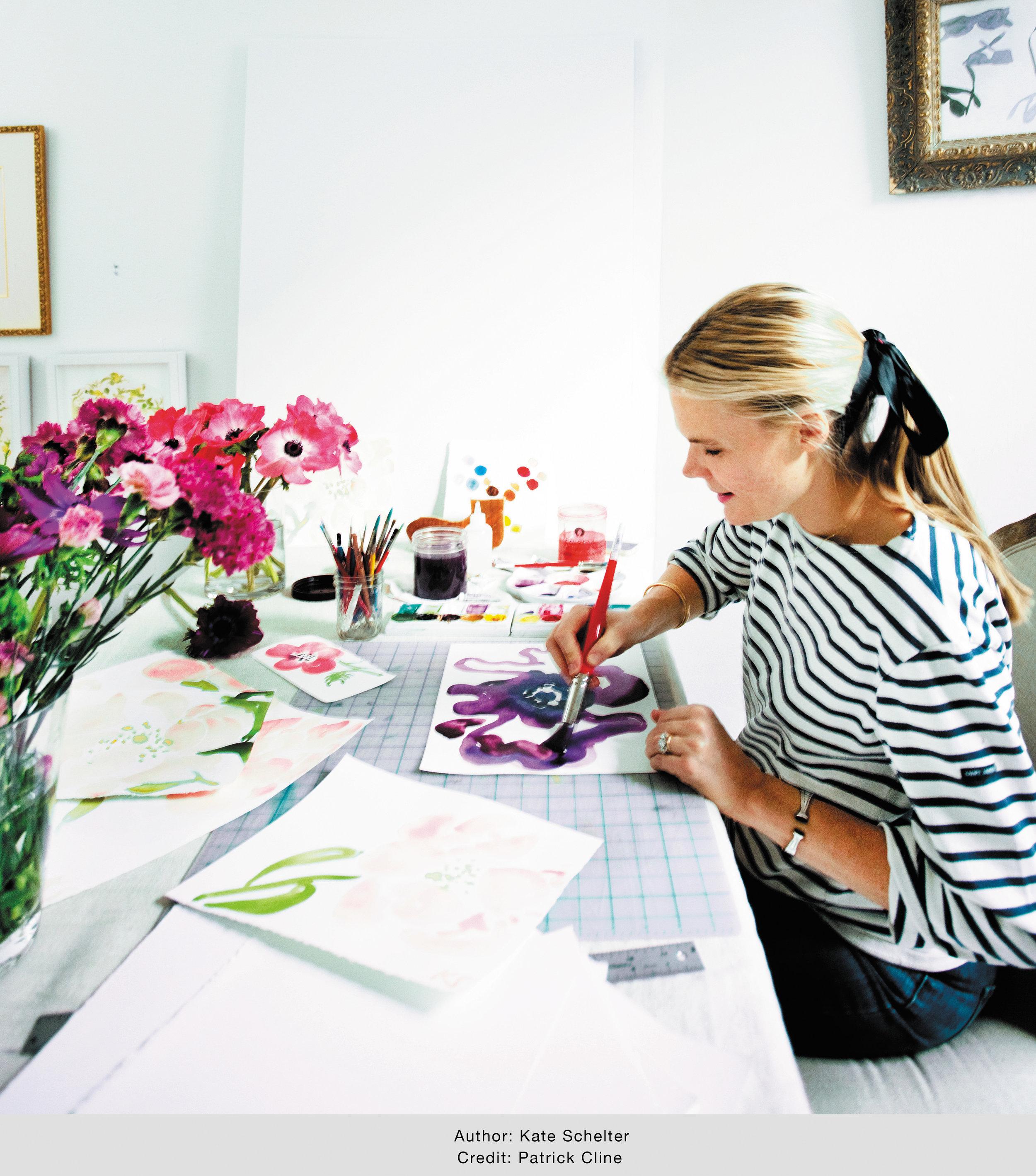 Kate Schelter, Illustrator