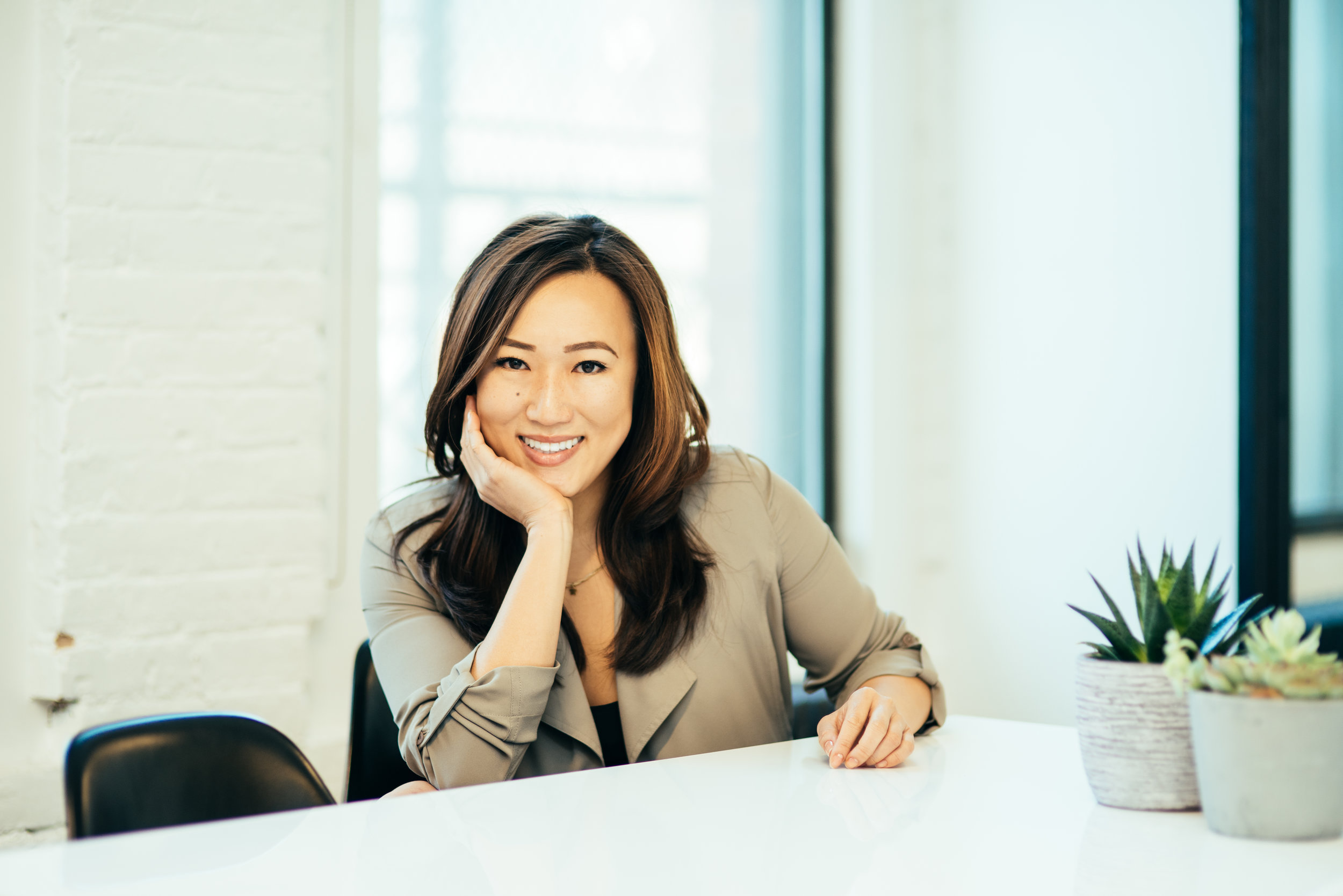 Sutian Dong, Partner, Female Founders Fund