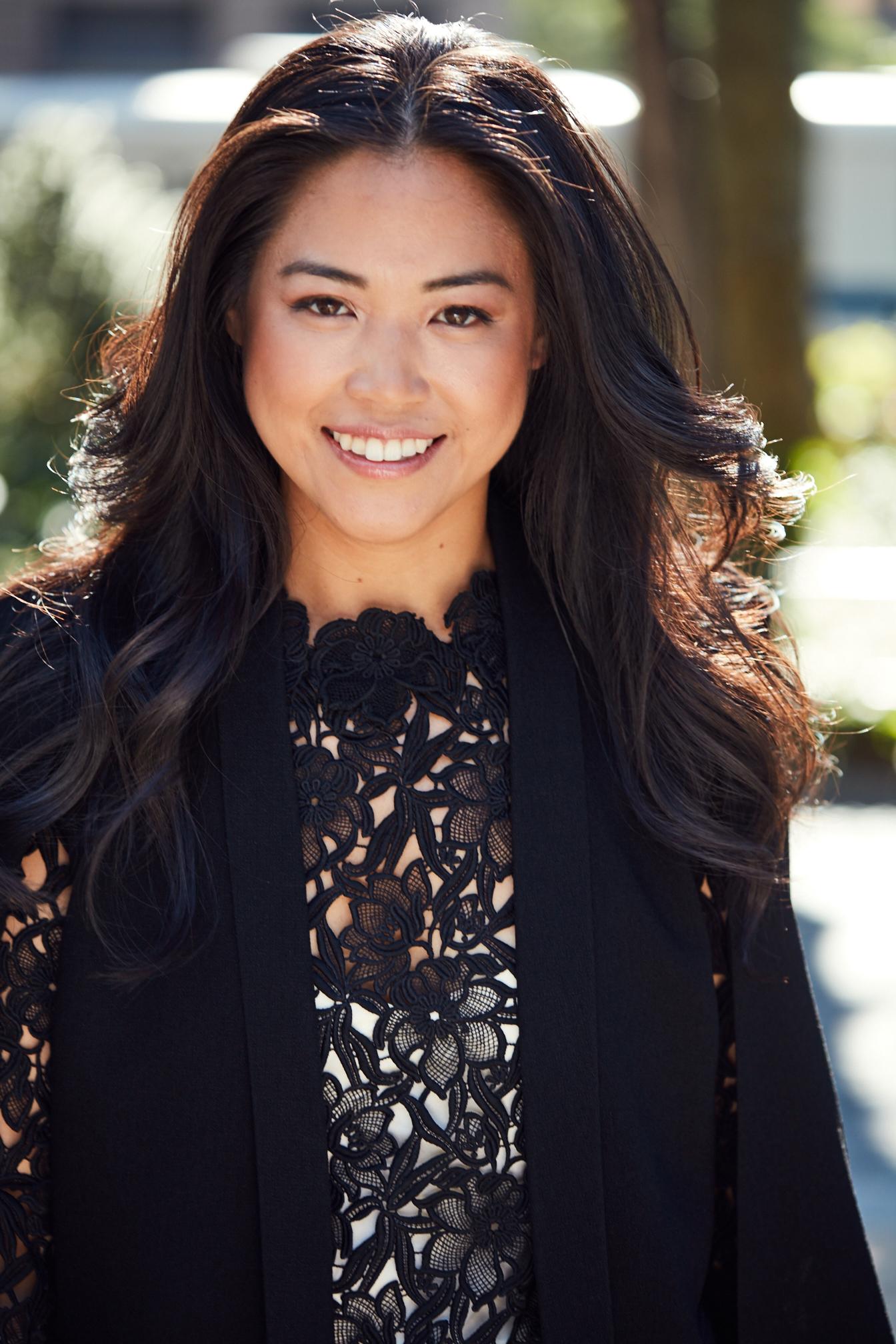 Lisa Sun, Founder, Project Gravitas