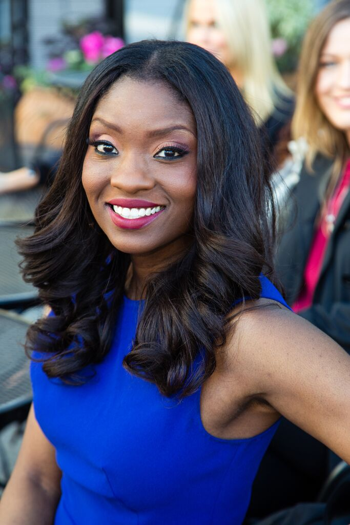Lola Ogunnaike, Host, Entertainment Weekly The Show