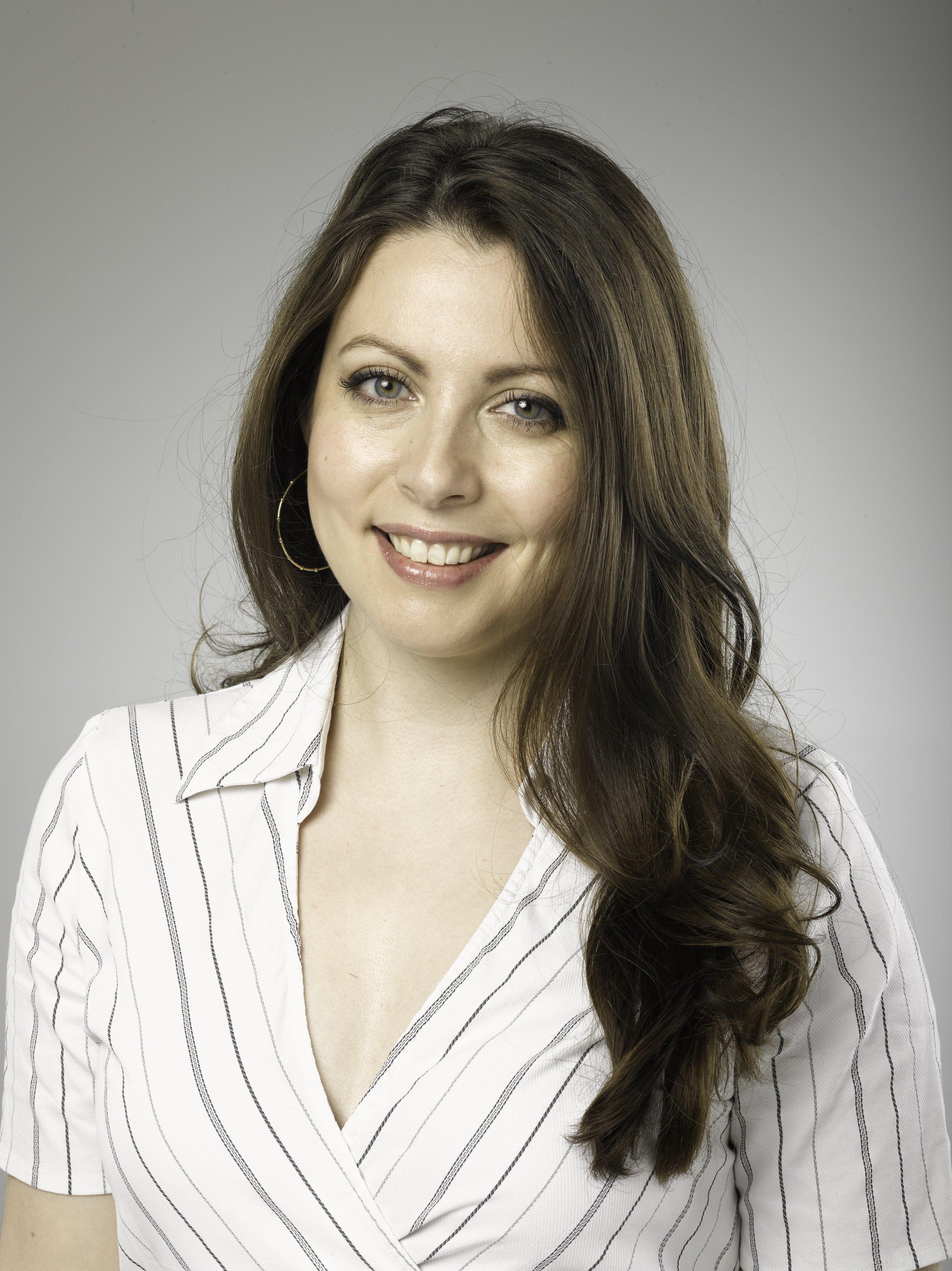 Carolyn Kylstra, EIC, SELF