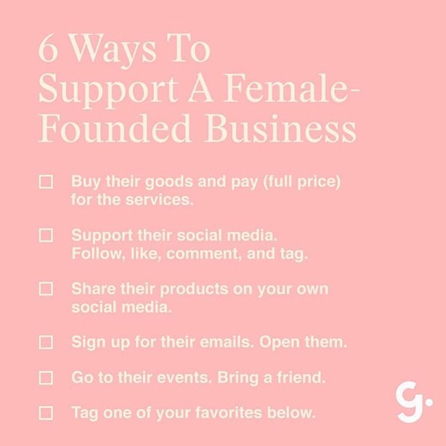 Yes to all of this (via @girlboss) . . . . . . . . . . #femalefounders #startuplife #hardwork #entrepreneur #other #makers #creators #founders #startups #rulebreaker #motivation #inspiring #inspire #wisdom #wordsofwisdom #success #inspiringquotes #motivationalquotes #quotestagram #qotd  #workgoals #smallbusinesslife #investinwomen
