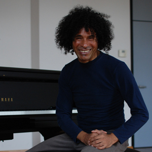 Daniel Prieto - choreographer, trainer, founder of the Human Voice project