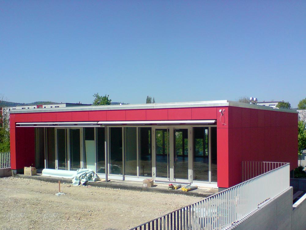 Pavillon Müllerwis