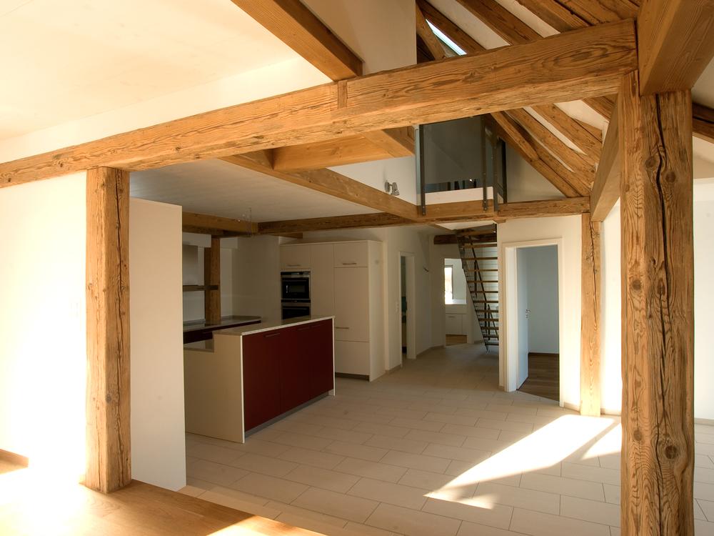 Küche Treppenhaus Galerie