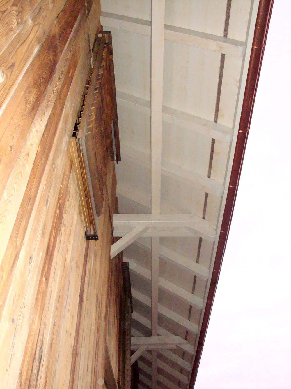 Detailansicht Fassade & Dach