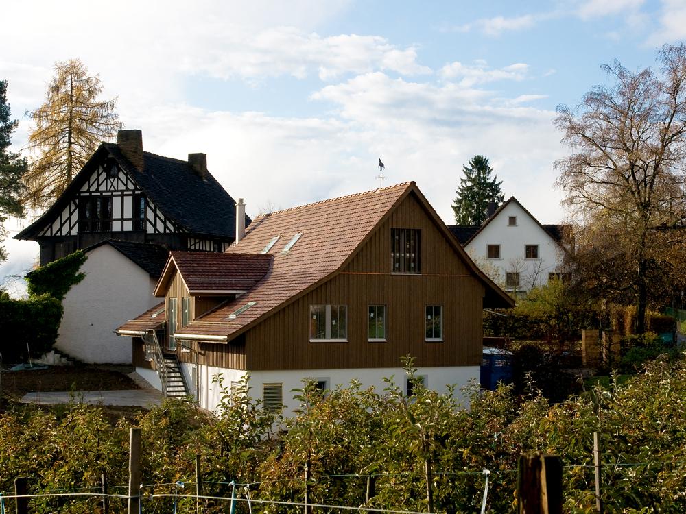Wohnhaus in ehemaliger Scheune