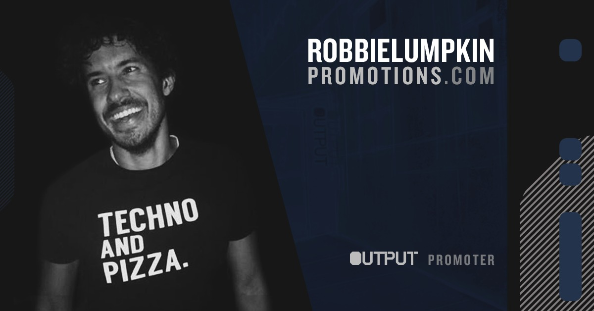 Output Promoter - Robbie Lumpkin Promotions