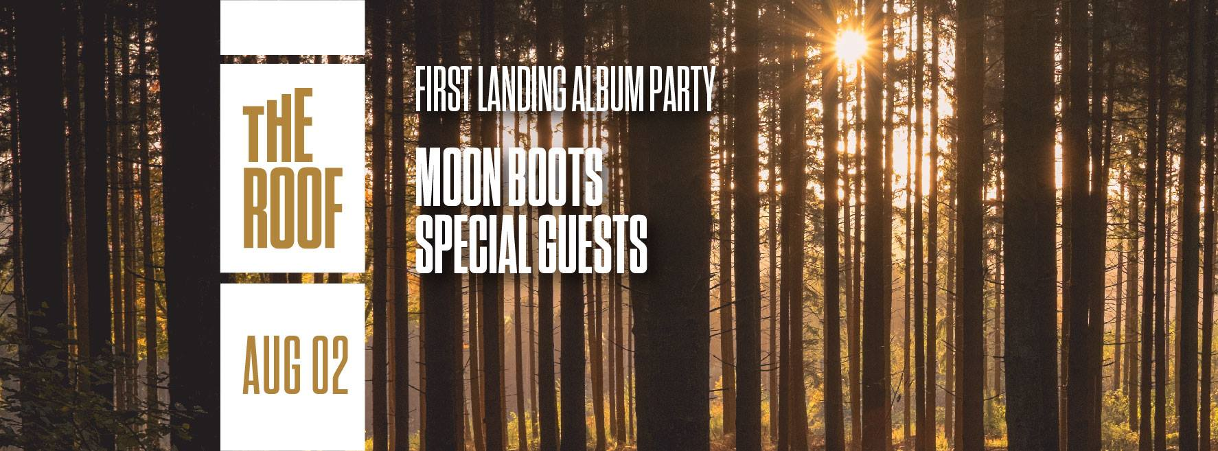 Moon Boots Output Robbie Lumpkin Promotions