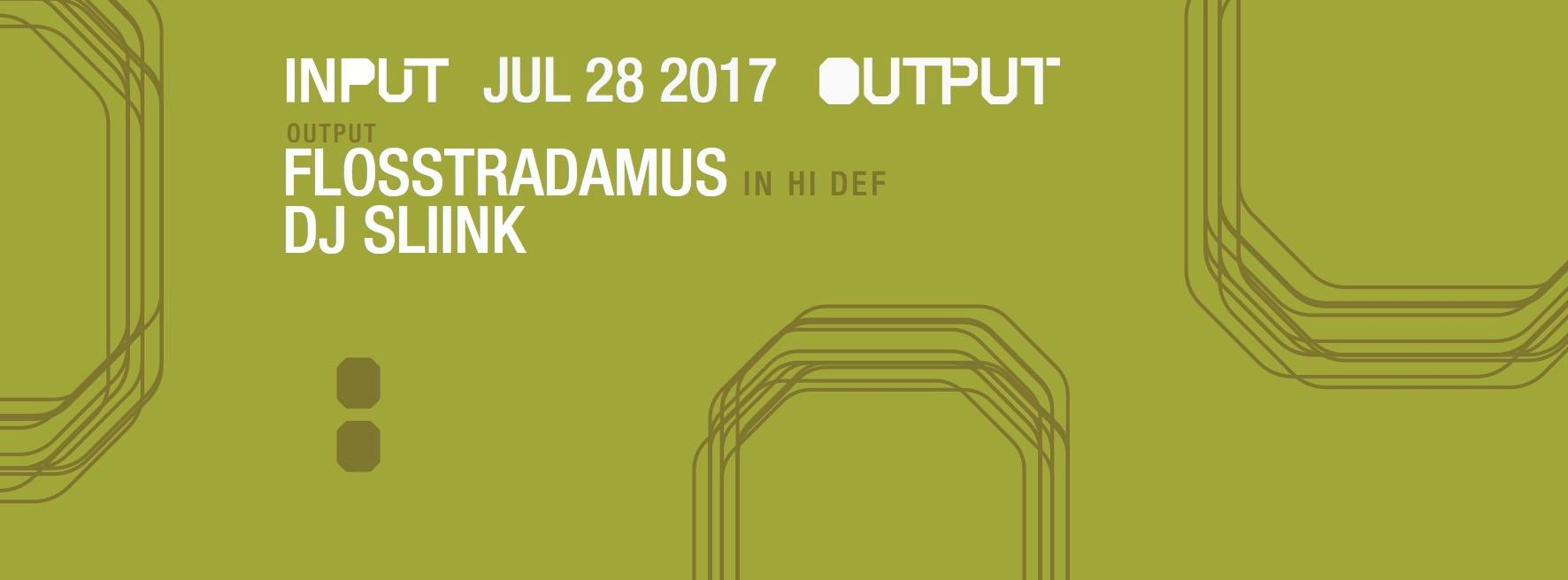 Flosstradamus Output Robbie Lumpkin Promotions