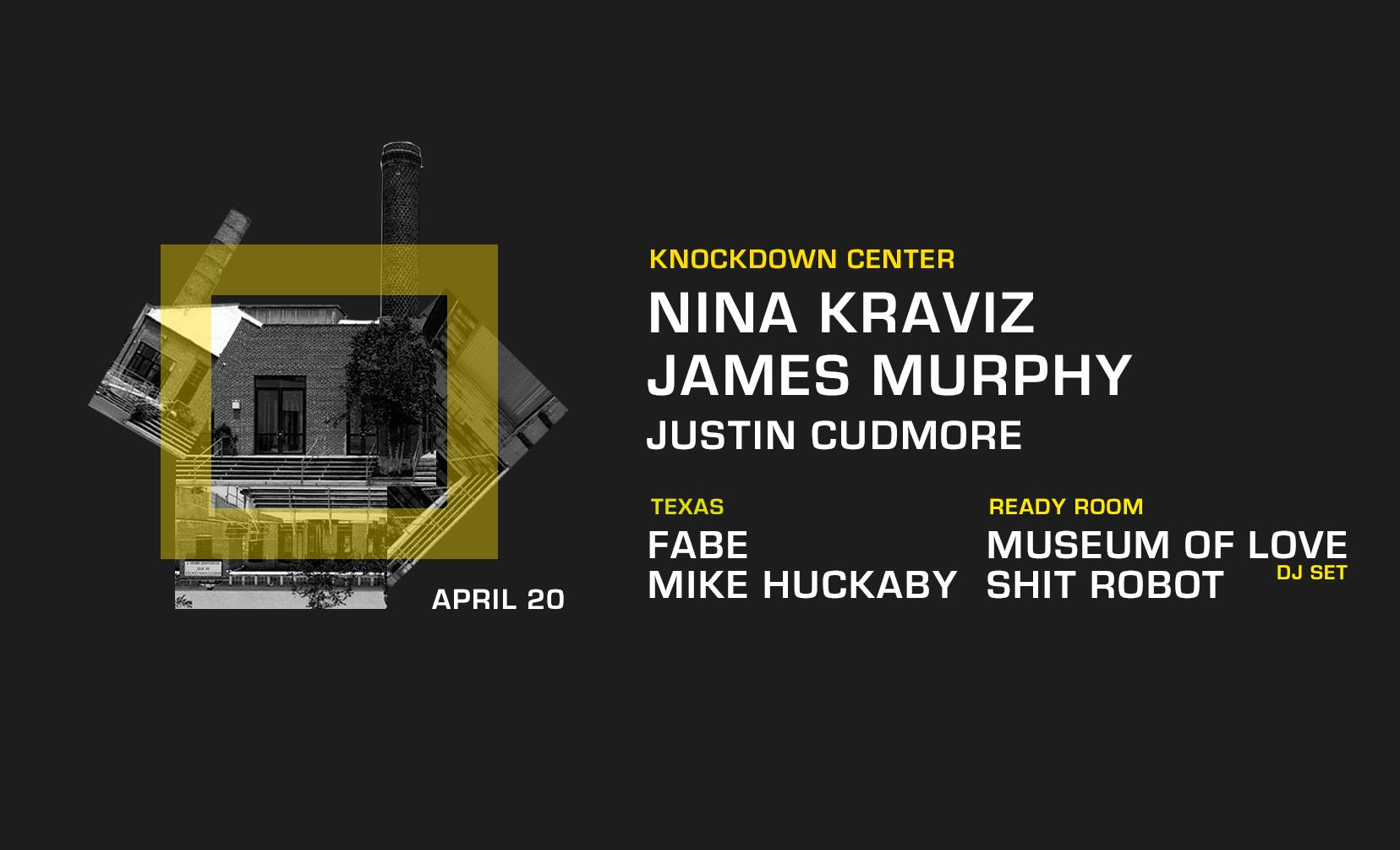 nina kraviz james murphy justin cudmore mike huckaby Knockdown Center  robbie lumpkin promotions.jpg