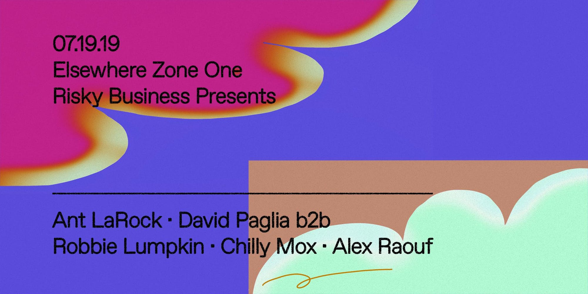 Ant LaRock David Paglia B2B Robbie Lumpkin Chilly Mox & Alex Rouf elsehwhere risky business robbie lumpkin promotions