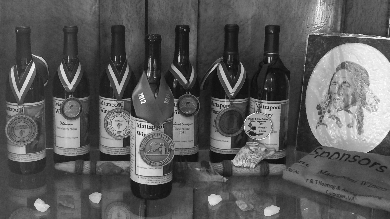 Mattaponi Winery's wines are internationalaward winners