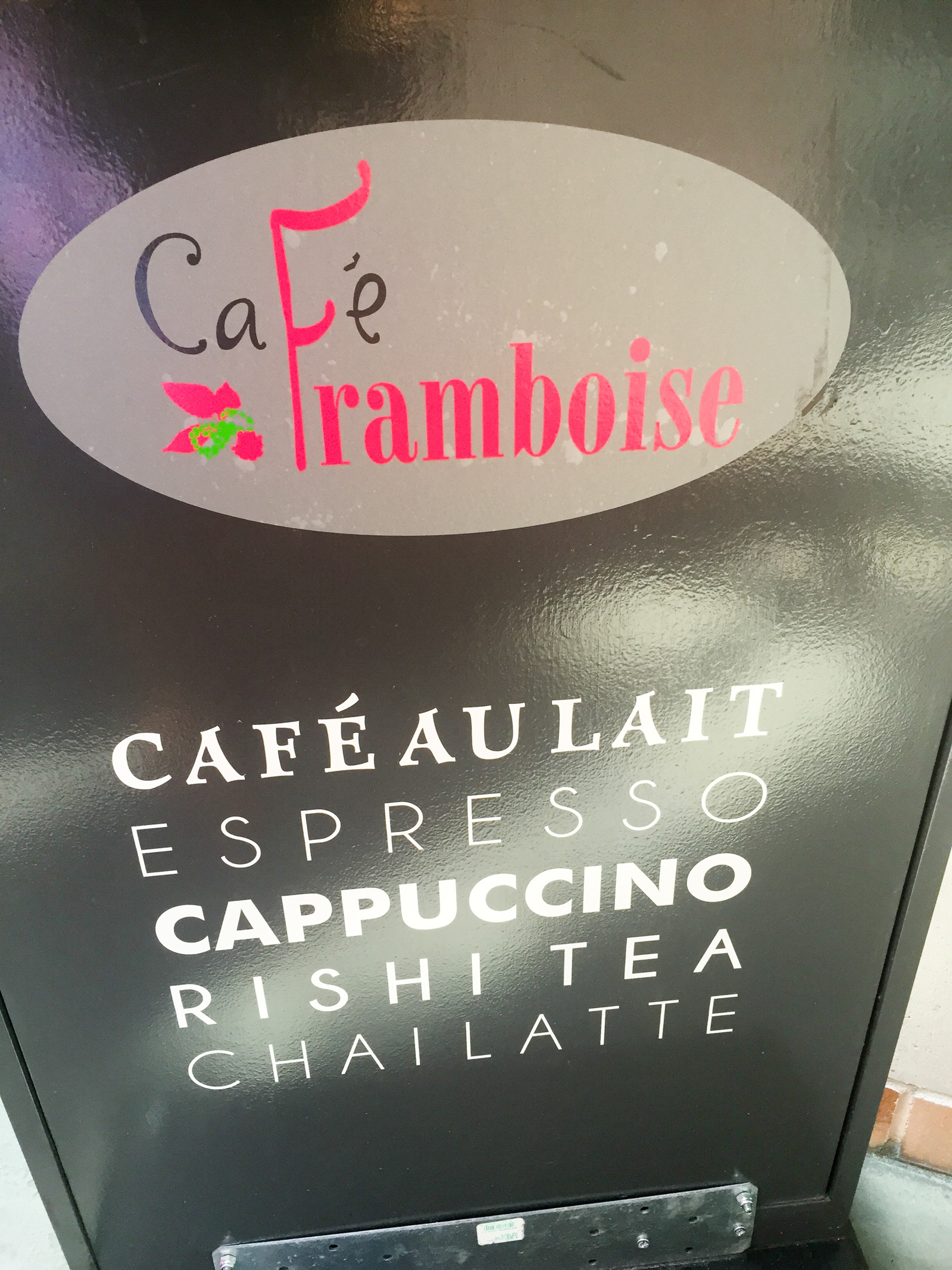 Café Framboise