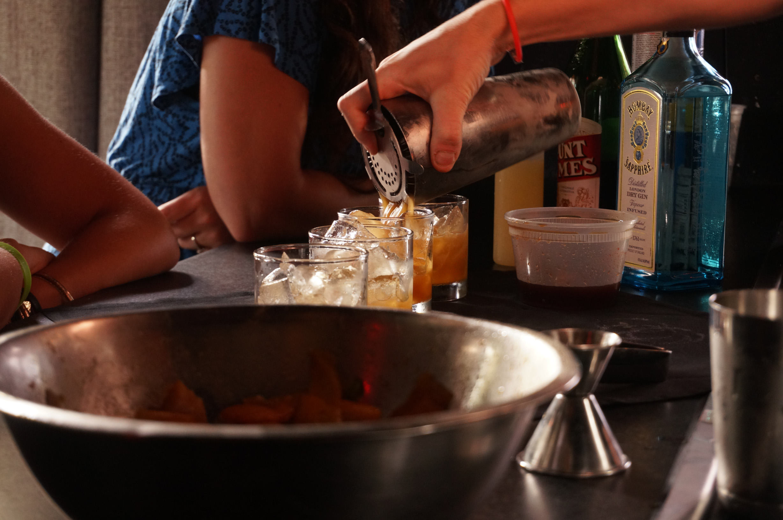 Shake and Pour