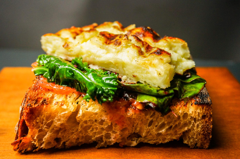 Pan con todo