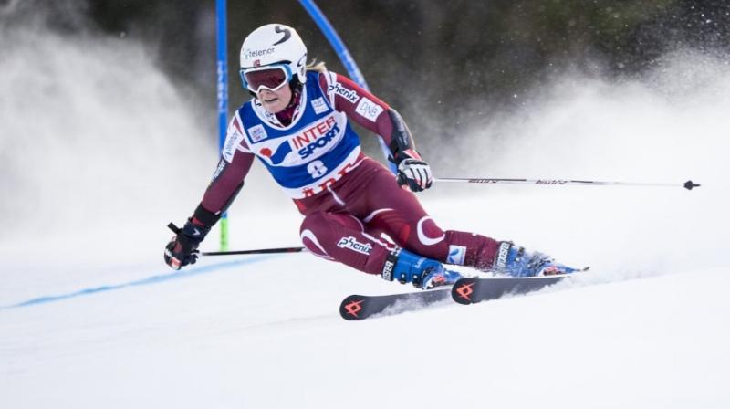 NRK1 - V cup alpin