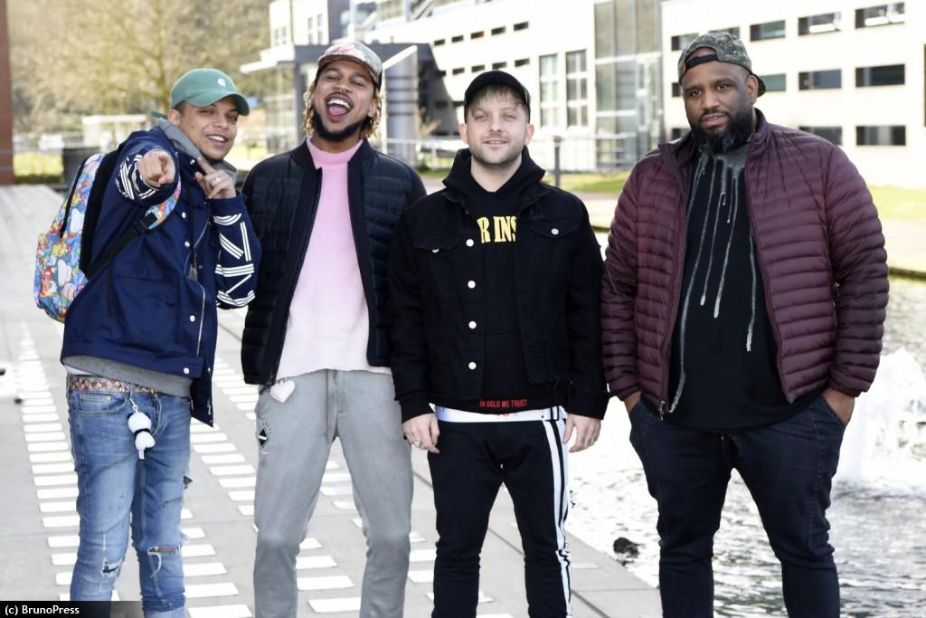 TL 5 - Rappers Achter de Tralies