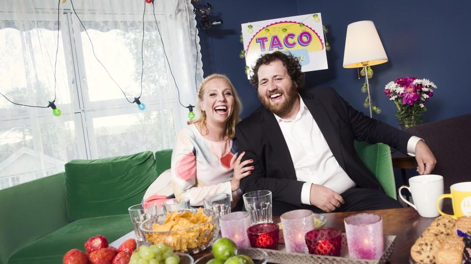 NRK Super/NRK3 - Linn & Ronnys tacoshow