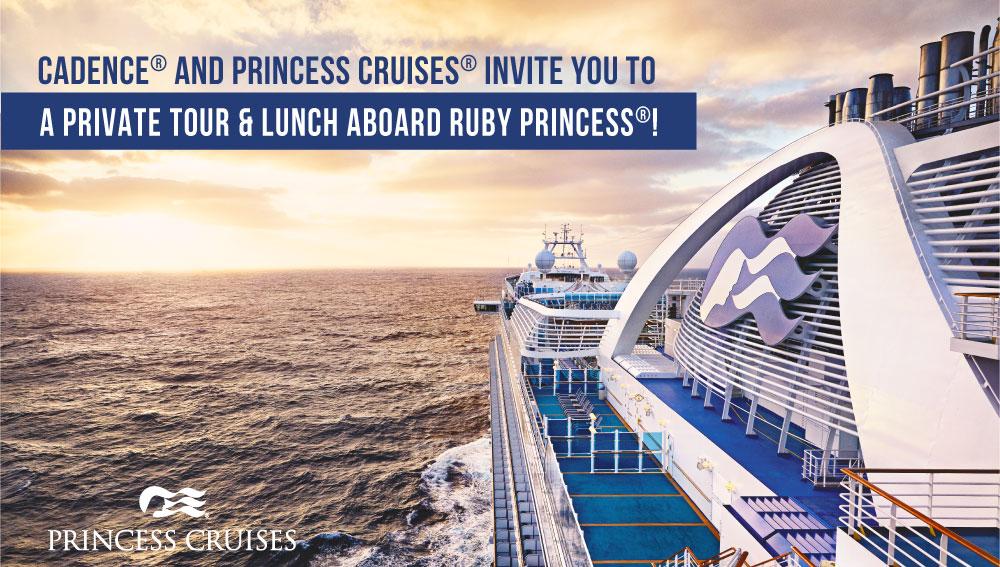 Princess Cruises Ship Inspection