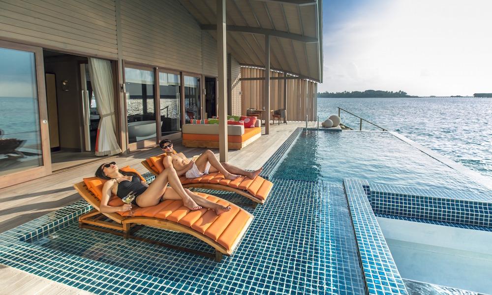 Club Med Finolhu Villas in the Maldives