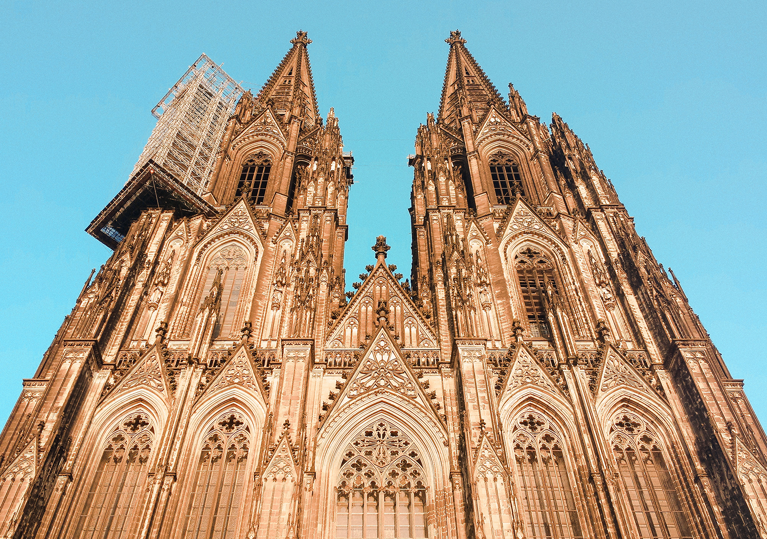 Cologne Cathedral Photo by  Dominik Kuhn  on  Unsplash