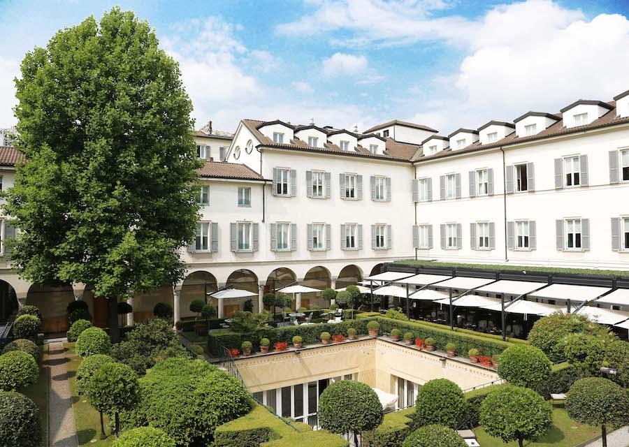 Cloistered Courtyard, Four Seasons Hotel Milano.jpg