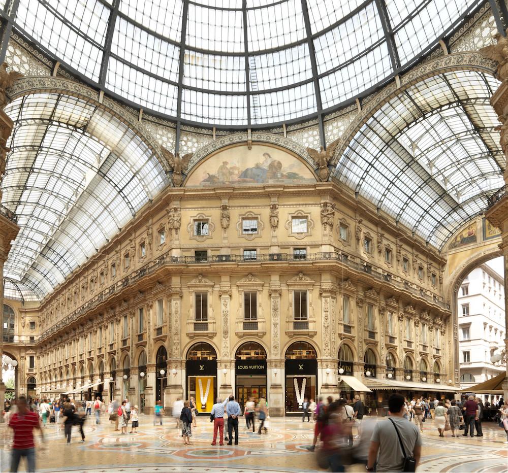Galleria Vittorio Emanuele II, Four Seasons Hotel Milano.jpg