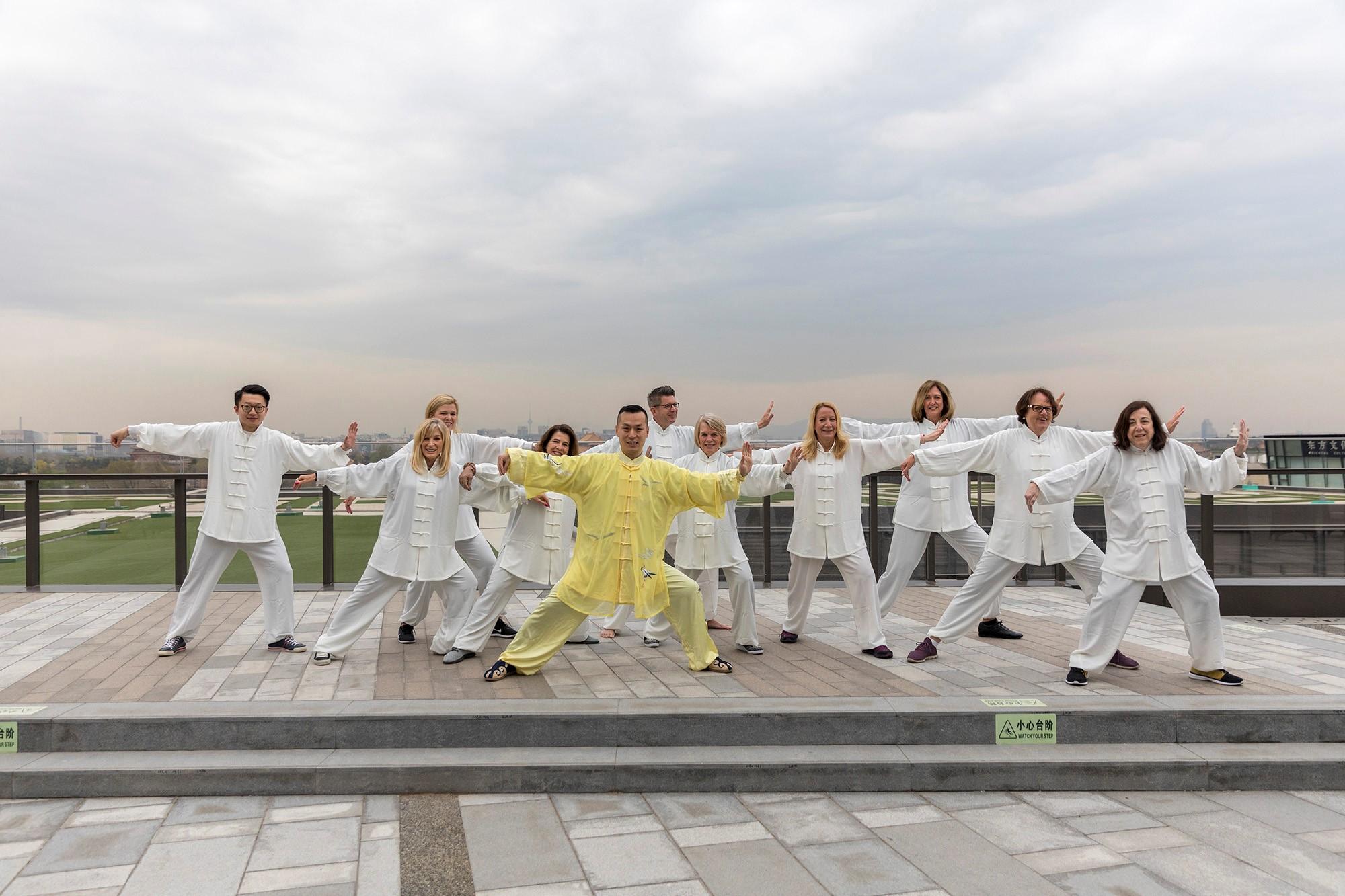 Tai Chi Class 2_Candance Group @MO Wangfujing, Beijing.jpg