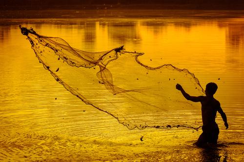 MEK_Fisherman_Net_Sunset.jpg