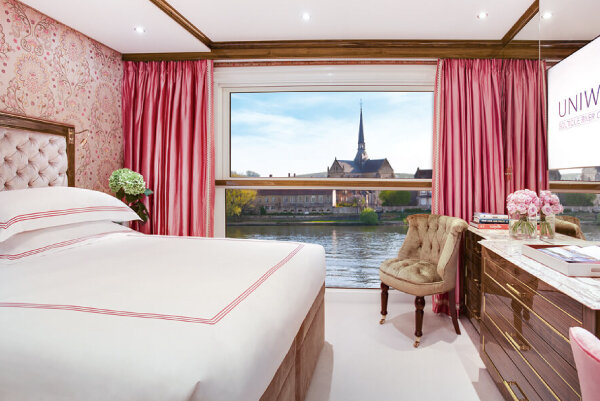 Uniworld Boutique River Cruise Collection - ach exquisitely appointed Uniworld river cruise ship is a work of art designed to be as unique as our guests and as inspiring as the destinations they visit.Our Perk: It's the last call for 2019! Save up to $1,500 per person on select 2019 sailings! Get in touch to find out which itineraries are included.