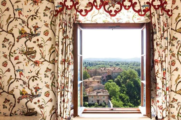 Il Borro Estate, Arezzo, Italy - Ferruccio Ferragamo and his son Salvatore have turned their passion and talent for style to restoring the antique splendor of Il Borro, a member of Relais & Châteaux.Our Perk: Enjoy Virtuoso perks including upgrade*, daily breakfast for 2, One $50 Euro Spa and one $50 Euro Golf Credit per room, one bottle of wine, early check-in/late check-out*, complimentary Wi-Fi *Subject to availability