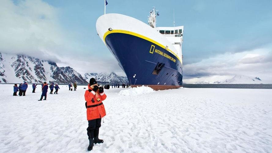 Lindblad Expeditions - Discover the planet's most remarkable places, accompanied by experts and cool tools allowing you to explore up close and personally. A Lindblad-National Geographic expedition is arguably the most exhilarating overseas adventure experience a person can have.Our Perk: Book a select sailing by October 23, 2019 and receive $125 per person shipboard credit or $500 Ship to Shore Gear credit for Antarctica, South Georgia and Falklands departures on or before March 6, 2020