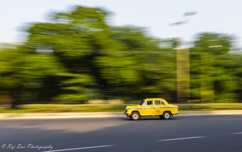 Kolkata Yellow Taxi