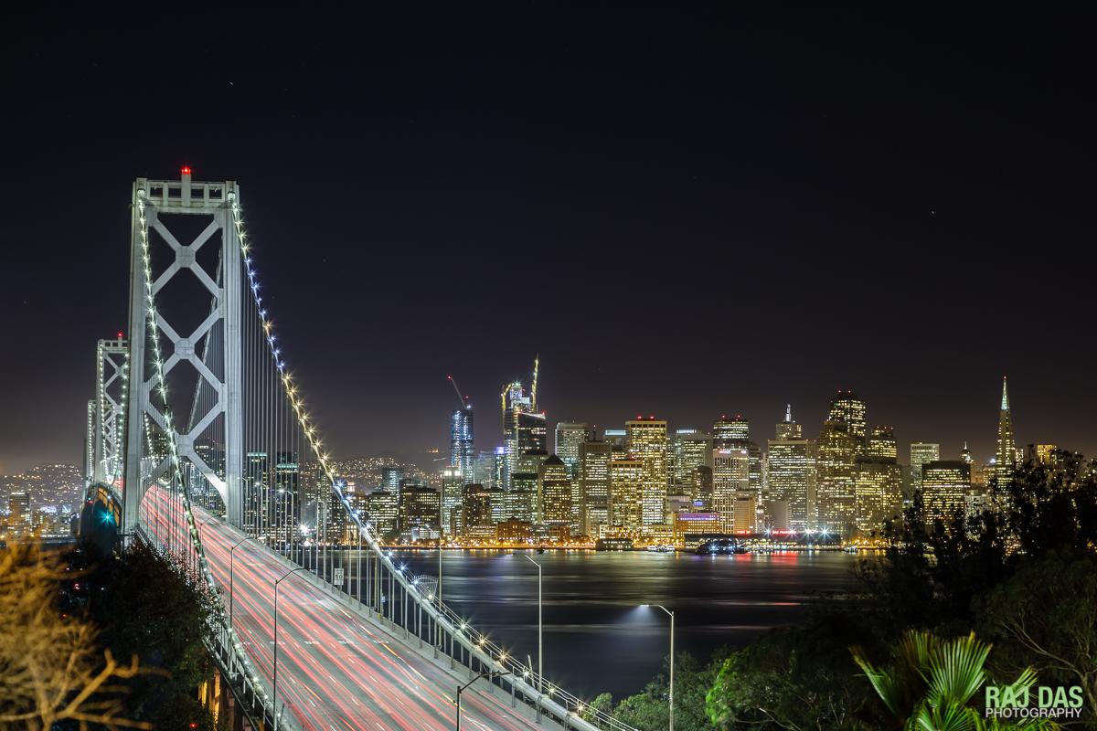 Western span of Bay Bridge, San Francisco