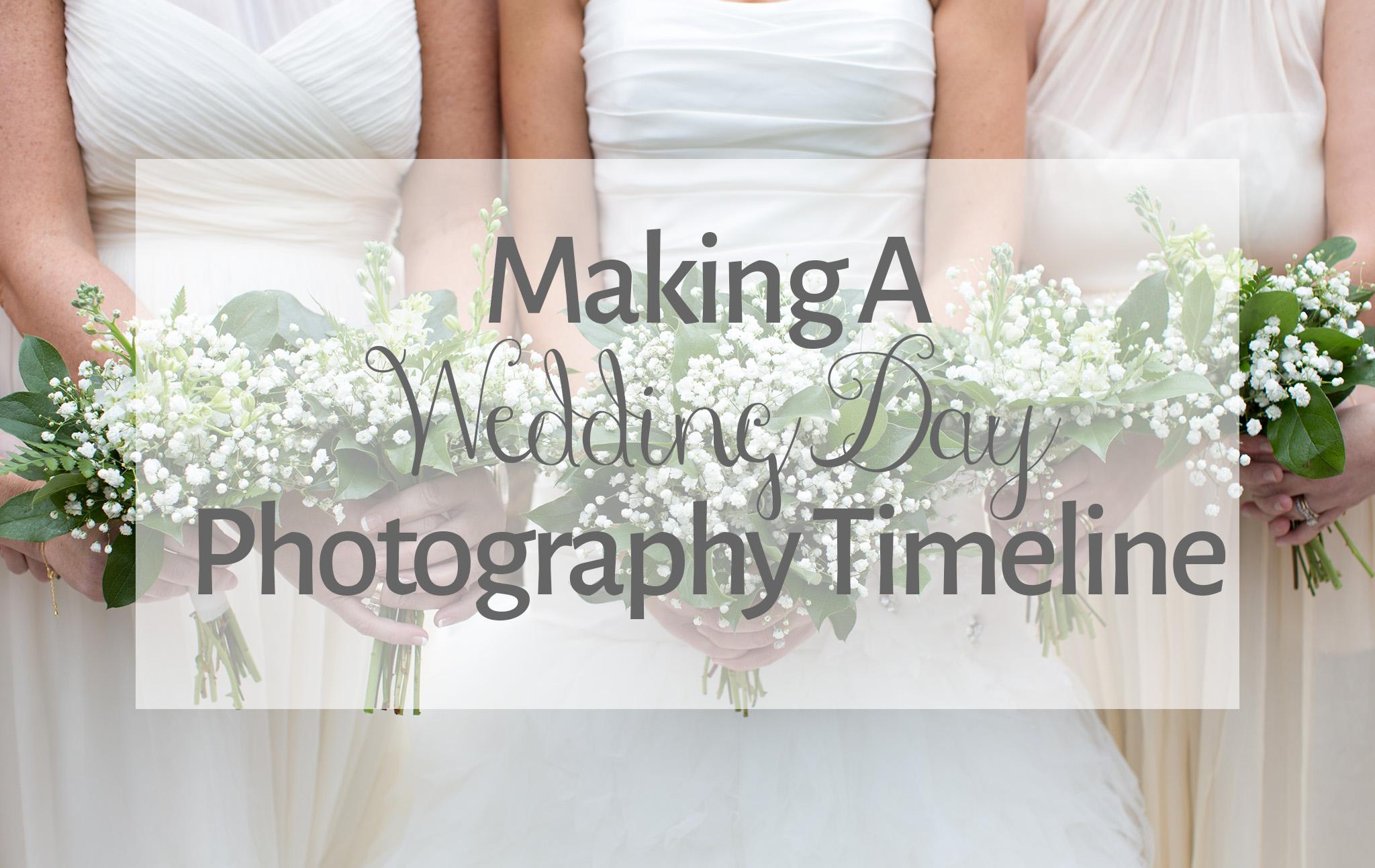 Wedding Day Photography Timeline_DiPrima Photography_NC Wedding Photographer
