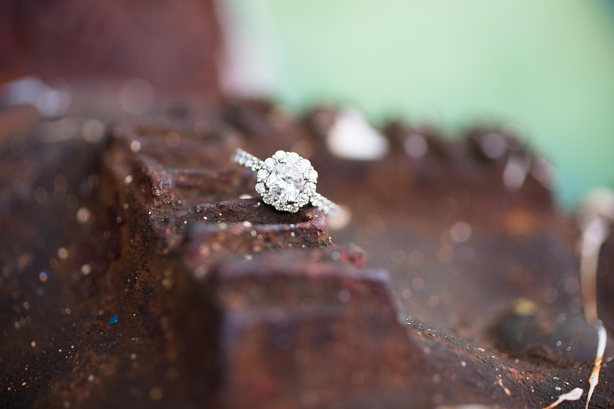 Urban Engagement_NC Wedding Photographer