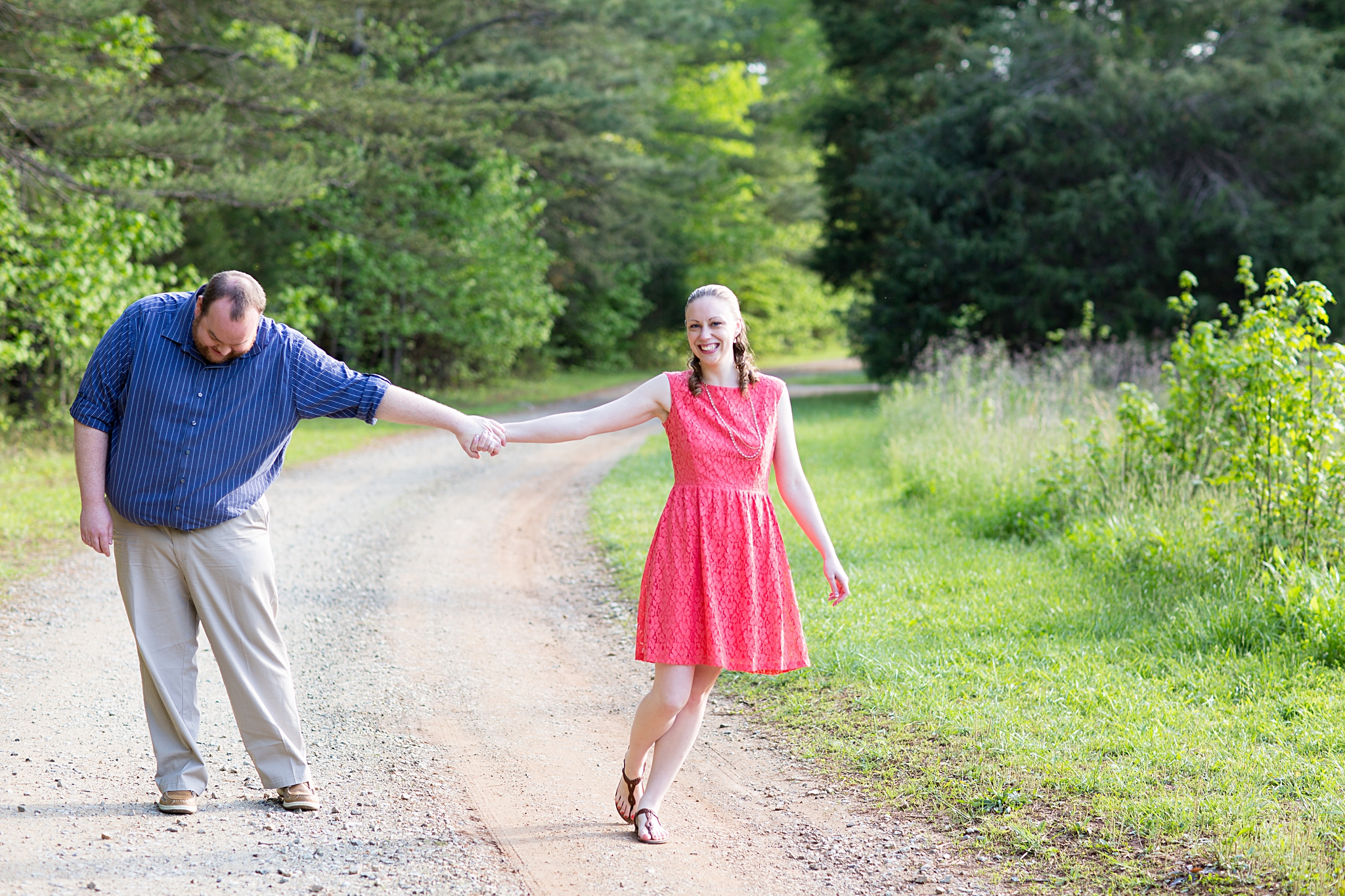 Eno River State Park Engagement Session_DiPrima Photography