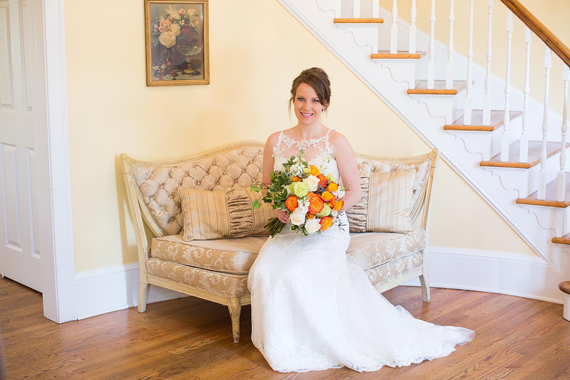 Bridal Portraits Highgrove Estate