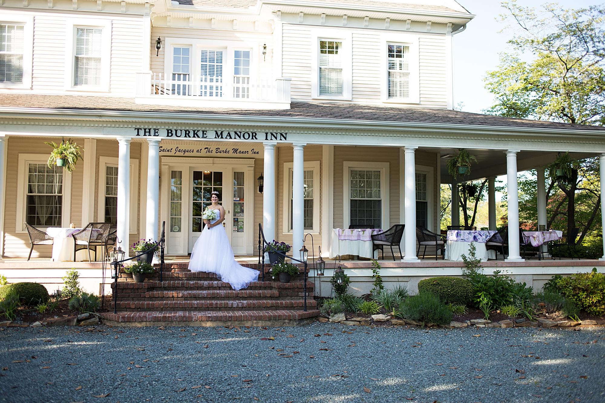 Gibsonville NC Wedding Photographer
