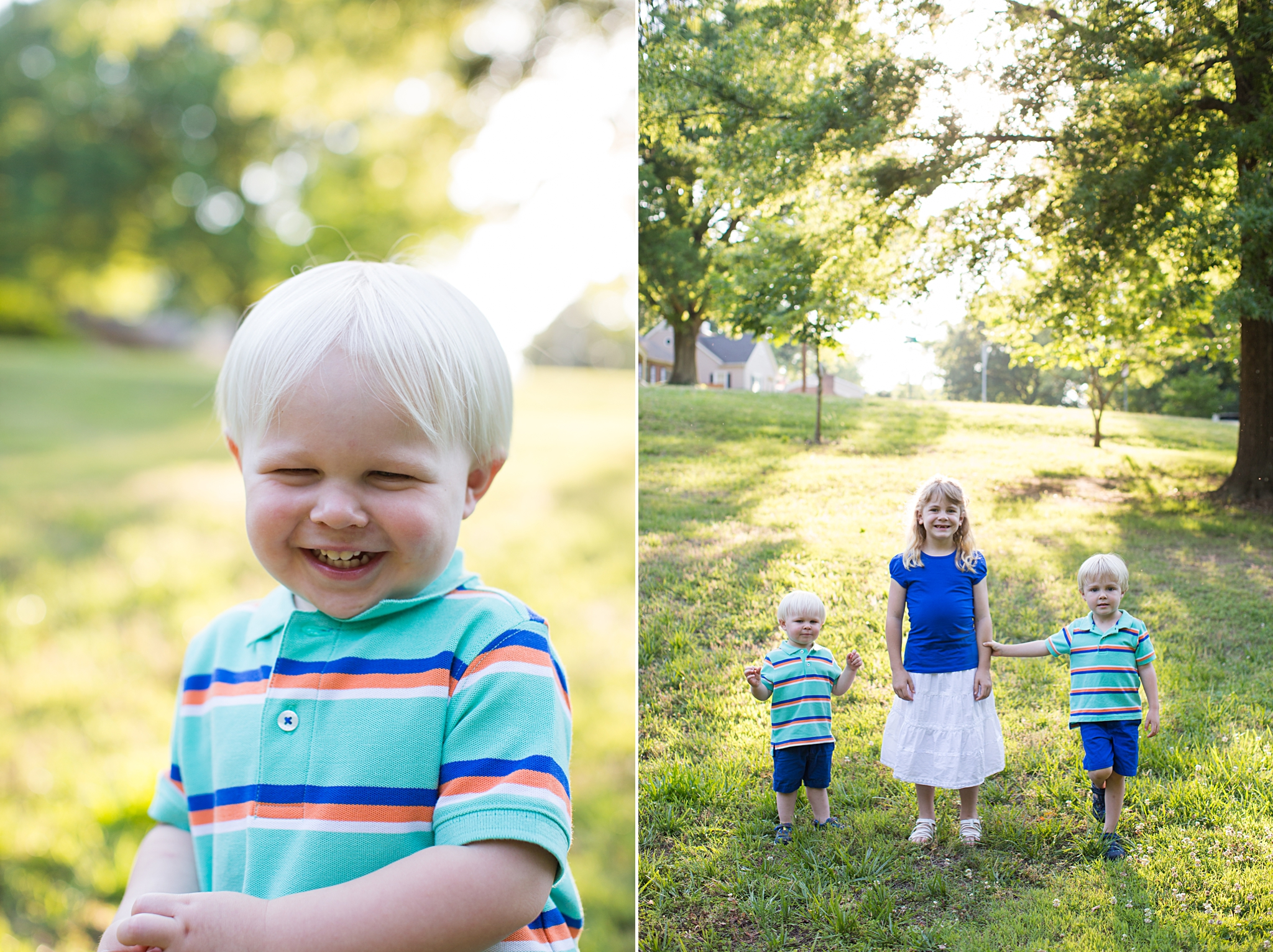 Burlington NC Family Photographer