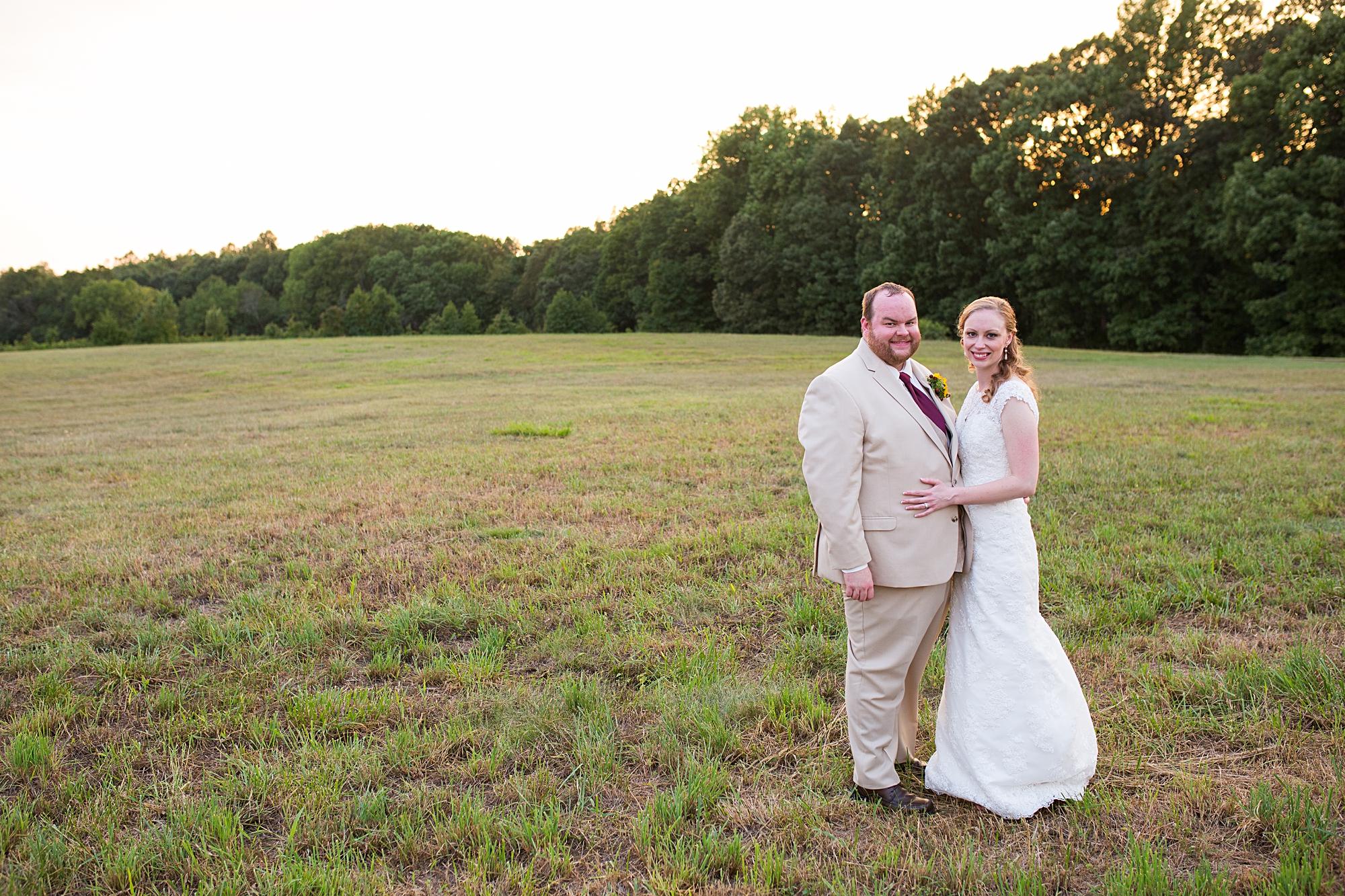 Wedding Photographer in Burlington NC